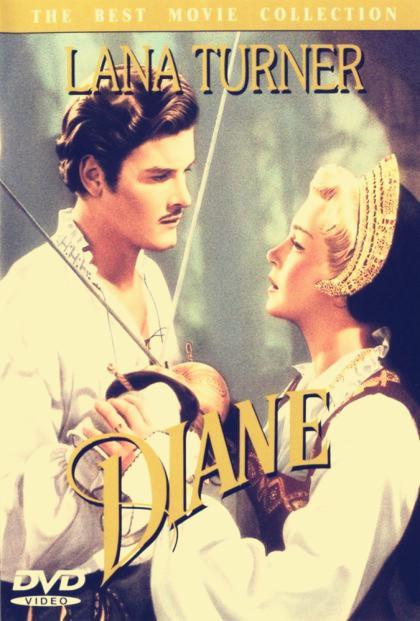 纪录片部落-纪录片从业者门户:一部冷门美国电影《深宫绮梦 Diane》1956